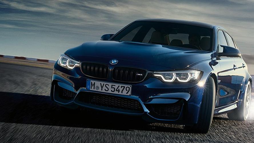 2018 BMW M3 hafif bir makyala tazelendi