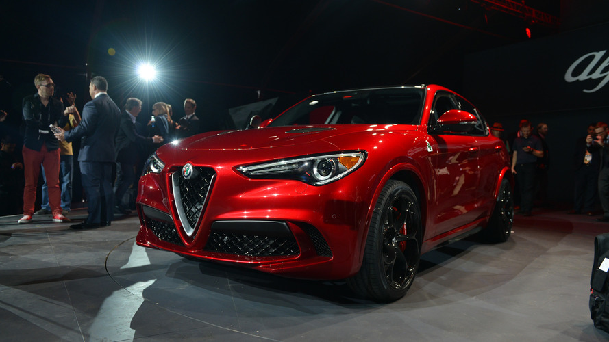 Alfa claims Stelvio QV will break Nurburgring SUV record