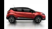 Informes do Captur nacional: porte maior, suspensão multilink e motor Nissan
