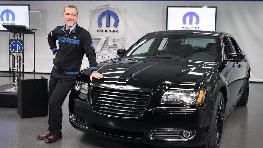 Chrysler 300 Mopar special edition announced