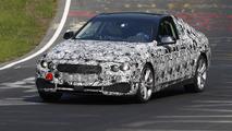 BMW 4-series Coupe prototype on Nurburgring 24.05.2012