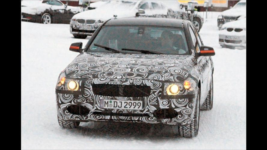 Erwischt: Hier fährt der neue 3er-BMW