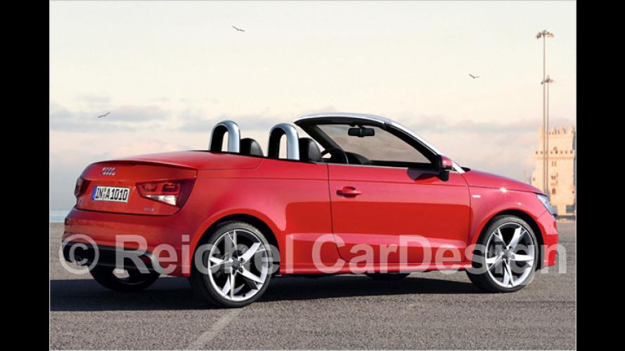 Audi Roadster und andere: Coole Cabrios in allen Klassen