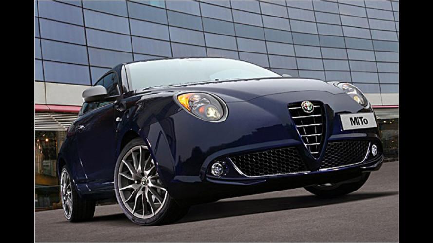 Maserati in der Werkstatt? Dann gibt's einen Alfa MiTo!