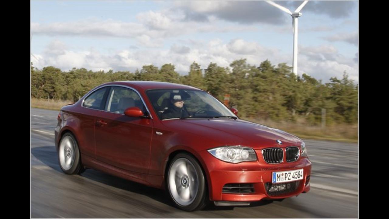 BMW 118d Coupé