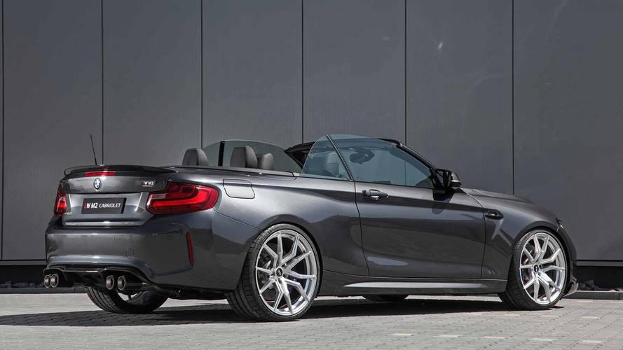 Aquí tienes el BMW M2 Cabrio que cualquiera querría