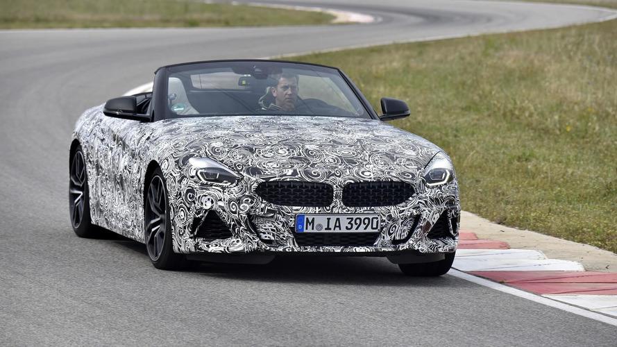 BMW Z4 2019 - Teasers