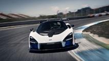 2018 McLaren Senna production version