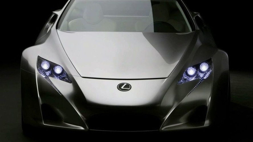 Lexus LF-A Sets 'Ring Record