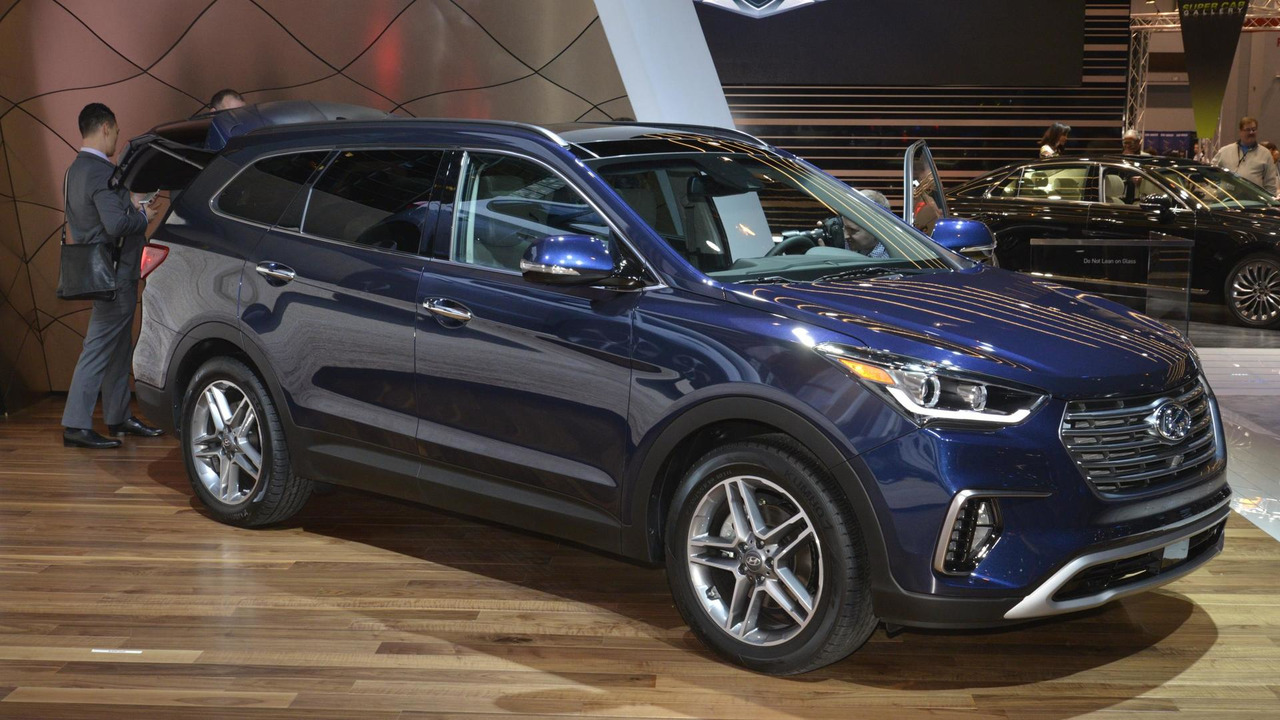hyundai recalls over half million crossovers. Black Bedroom Furniture Sets. Home Design Ideas