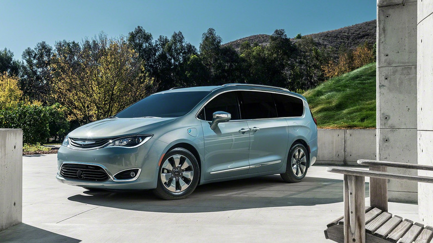 Chrysler Adds Two New Pacifica Hybrid Trims; Now Starts At $50,995