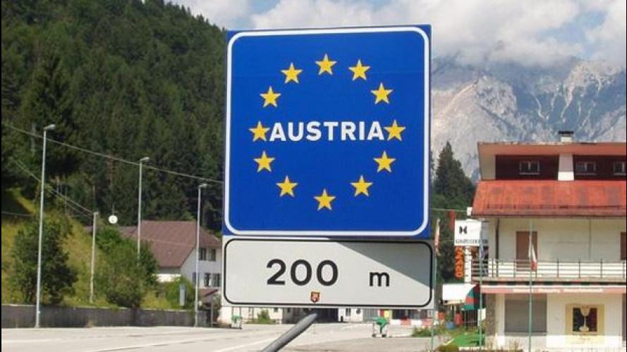 Austria, 3 cose da sapere sui controlli auto alla frontiera