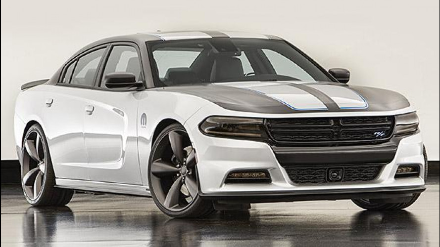 Dodge Charger Deep Stage 3,