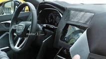 Audi Q3 nouvelles photos espion