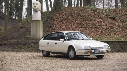 Une Citroën CX estimée entre 50'000 et 80'000 euros