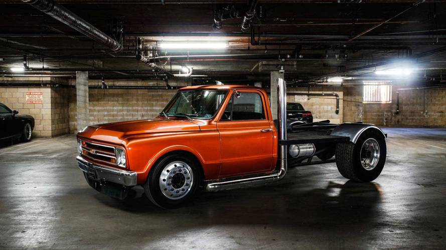 Are You Fast And Furious Enough To Buy This '67 Chevy C-10 Truck?