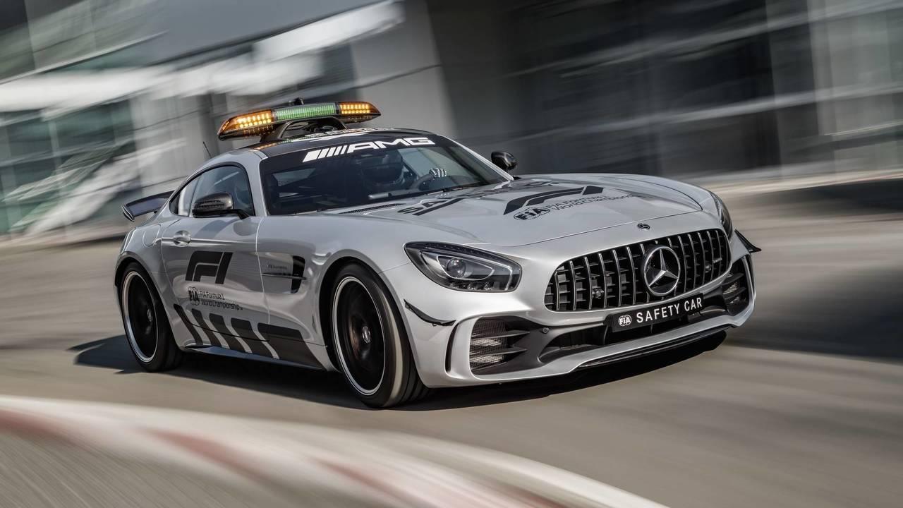 2018 Mercedes-AMG GT R Formula 1 Safety Car
