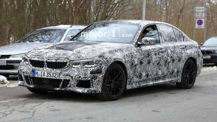 2019 BMW 3 Serisi Sedan Münih'te görüntülendi