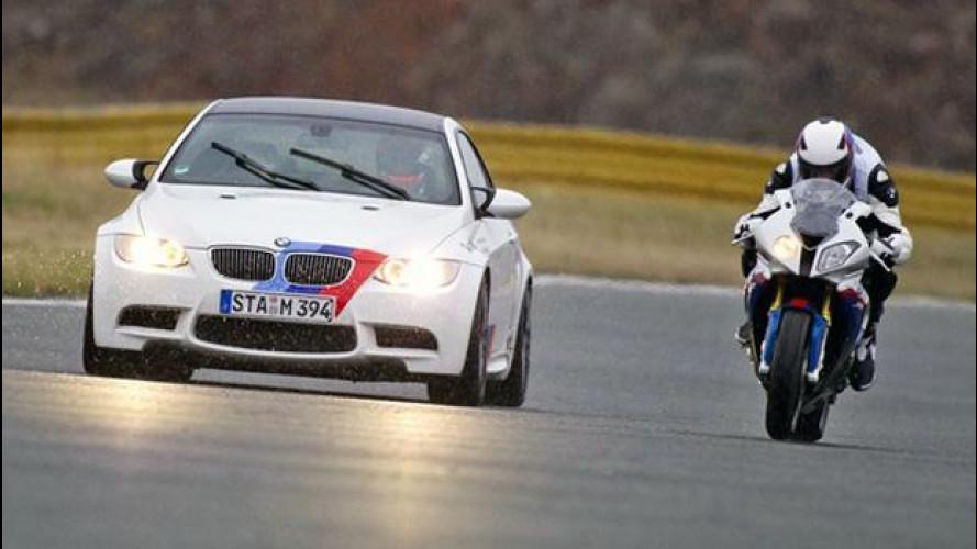 Moto e bici sono più popolari dell'auto