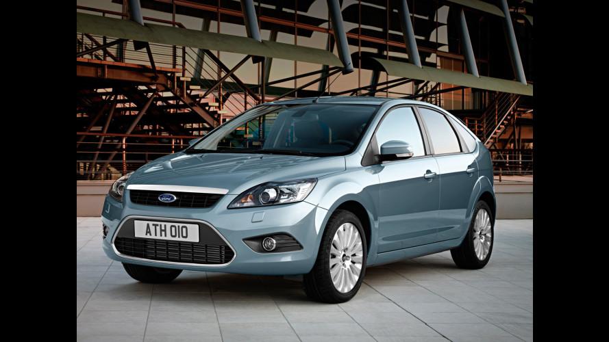 Ford Focus e C-Max a Metano