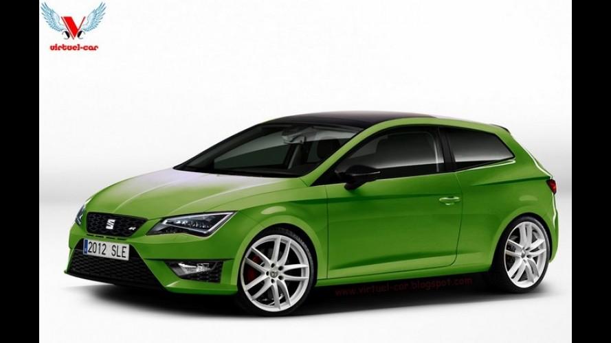 Seat Leon Cupra R de até 300 cv está nos planos da marca