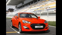 Hyundai Genesis Coupe customizado entregará 1000 cavalos de potência