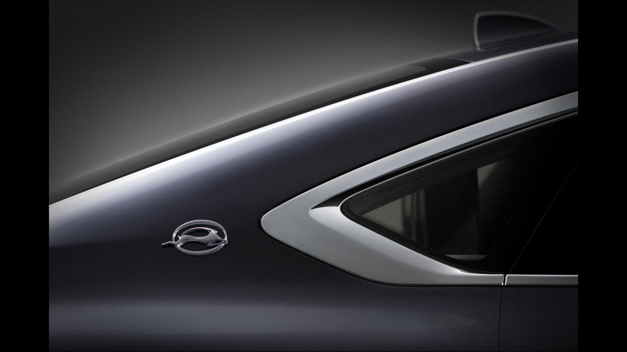 Chevrolet apresentará nova geração do sedã grande Impala no Salão de Nova York