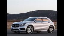 Mercedes GLA 45 AMG é revelado antes de Detroit; SUV vai de 0 a 100 km/h em 4,8 s