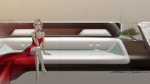 Mercedes-Benz Style & Lufthansa create an ultra-luxury aircraft interior