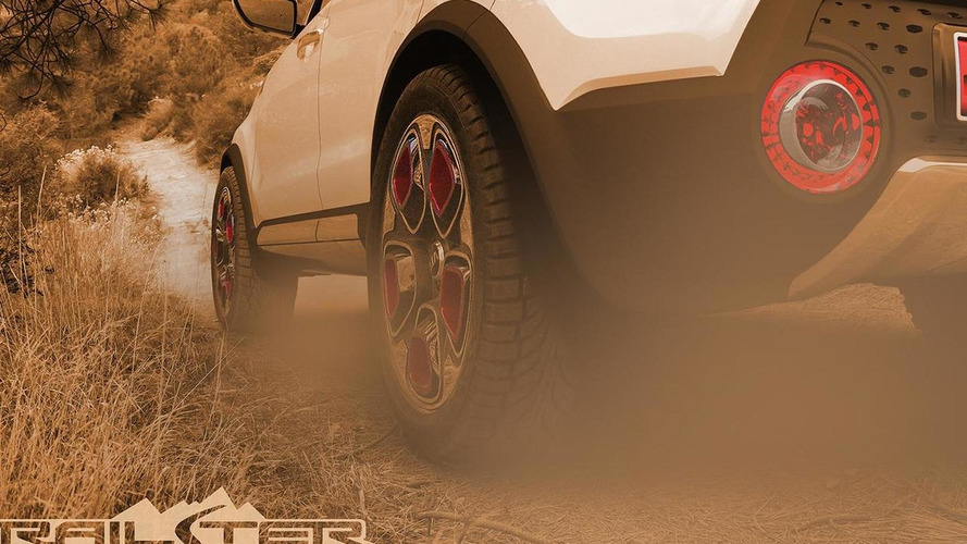 Kia teases Trail'ster concept with electric all-wheel drive setup