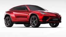 Lamborghini Urus konsepti