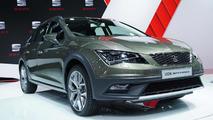 Seat Leon X-Perience at 2014 Paris Motor Show
