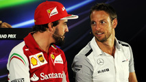 Button to be Alonso's teammate in 2015 - reports