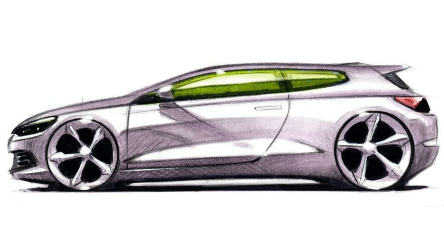 El Volkswagen Scirocco podría transformarse en un deportivo eléctrico