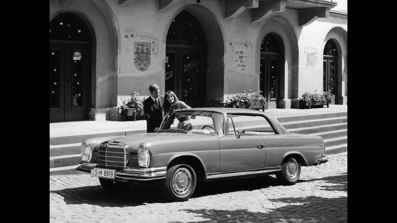 Mercedes 300 SE Coupé
