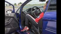 Ford Fiesta ST, il Game4Test con Vicky Piria [VIDEO]
