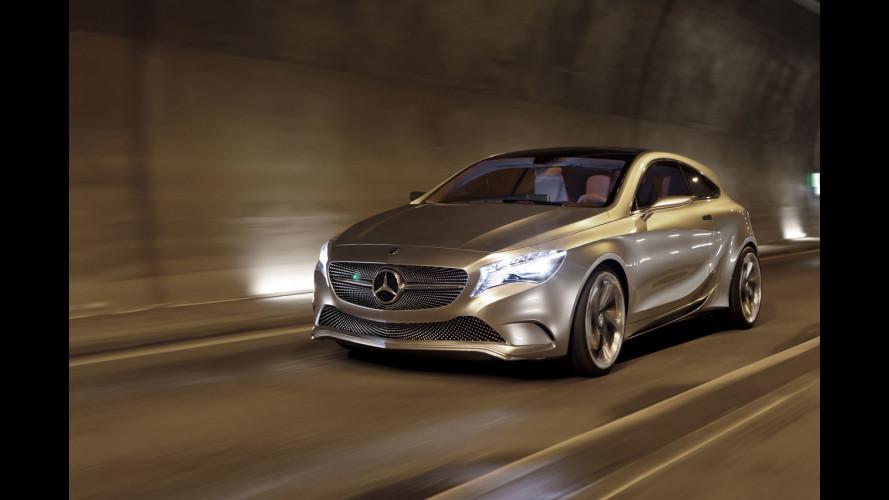 Mercedes, Classe A in 4 varianti e per gli USA