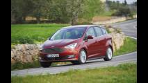 Nuova Ford C-Max, il restyling della