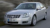New Cadillac BLS Sport