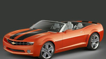 Chevrolet Camaro convertible concept
