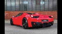 MEC Design Ferrari Scossa Rossa