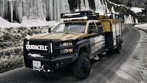 Duracell PowerForward truck - Heavy Hauler