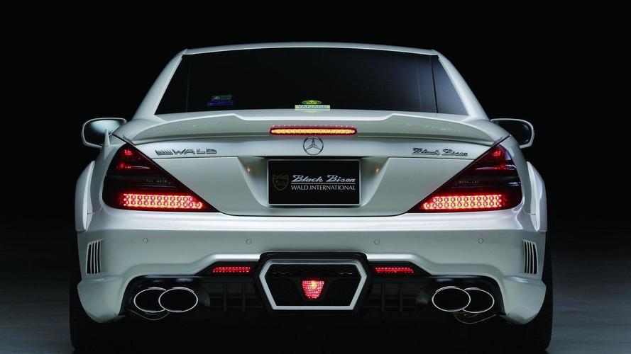 Mercedes-Benz R230 Black Bison Edition by Wald International