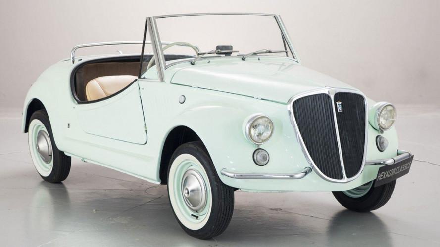 Gamine By Vignale, la Fiat 500 da 44.000 euro