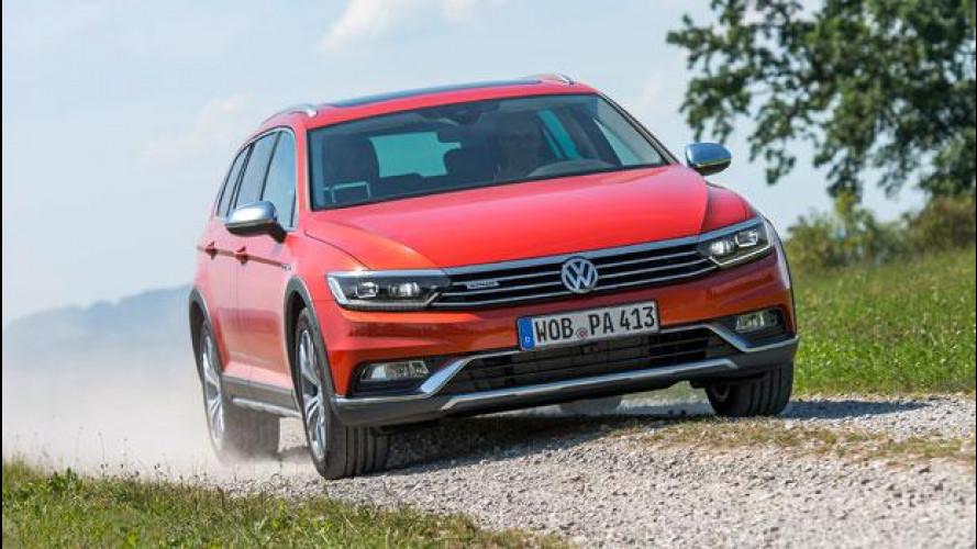 Volkswagen Passat Altrack, fuoristrada per tutta la famiglia