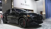 Maserati Levante Nerissimo