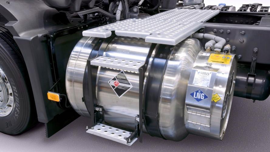Gas Naturale Liquefatto, un carburante che promette bene