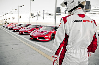 Here's Your Chance to Drive a Ferrari Around Las Vegas Motor Speedway [w/video]