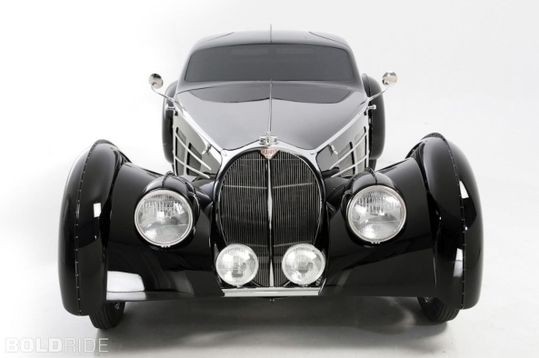 Stunning Delahaye USA Pacific Evokes Bugatti Atlantic
