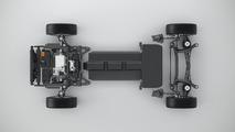 Volvo CMA Platformu teknik diyagramı